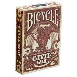 BICYCLE CIVIL WAR RED